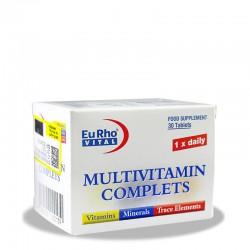 قرص مولتی ویتامین کامپلت ویتافیت یورو ویتال 30 عددی