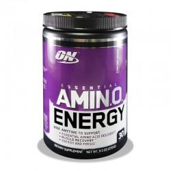 پودراسنشیال آمینو انرژیاپتیموم نوتریشن طعم انگور سیاه 270 گرم