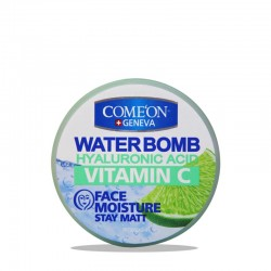 کرم مرطوب کننده  واتر بمب ویتامین ث کامان 200 میلی لیتر