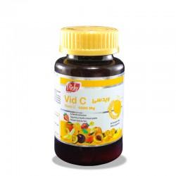 ویتامین ث جویدنی پرتقال ویدسی  60 عدد