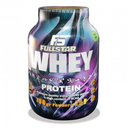 پودر وی پروتئین 100درصد فول استار 750 گرم