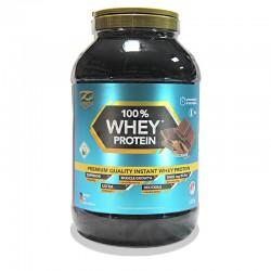 پودر وی پروتئین100%  زد کانزپت طعم شکلات 2.270 گرم