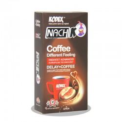 کاندوم تاخیری  قهوه ناچ کدکس  12عدد