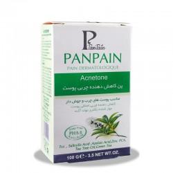 پن کاهش دهنده چربی پوست آکنه تن پن پن 100 گرم