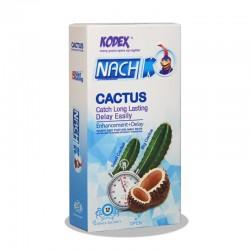 کاندوم تاخیری  کاکتوس ناچ کدکس  12 عدد