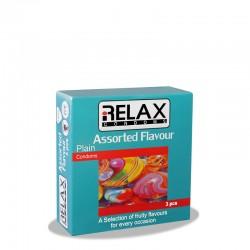 کاندوم روان کننده میوهای ریلکس