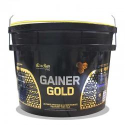 گینر کربوهیدرات پروتئین طلایی دکتر سان 7 کیلو