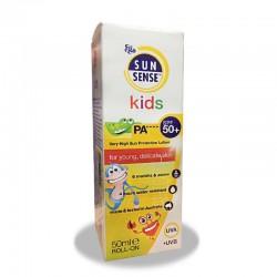 رول ضد آفتاب کودک سان سنس ایگو 50 میلی لیتر