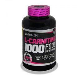 قرص ال کارنیتین 1000 بایوتک 60 عدد