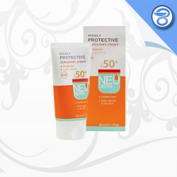 کرم ضد آفتاب رنگی SPF50  نئودرم 50ml