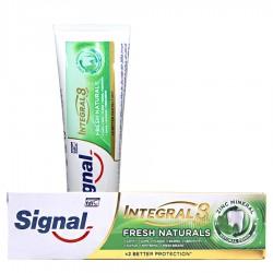 خمیر دندان اینتگرال 8 کاره فرش نچرال سیگنال 75 میلی لیتر