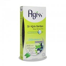نوار موبر کامل بدن آگیس مناسب پوست های حساس 41 عدد