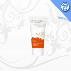 ضدآفتاب فاقدچربی رنگی هیدرودرم  SPF50