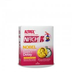 کاندوم تاخیری نوبل ناچ کدکس 3 عدد