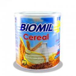 غذای کودک بیومیل سرآل گندم و شیر 400 گرم