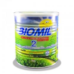 شیرخشک بیومیل 2 فاسکا 400 گرم