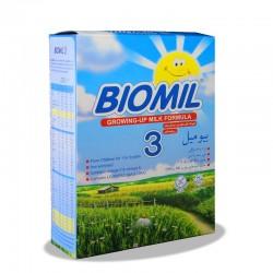 شیر خشک بیومیل پاکتی 3 فاسکا 300 گرم
