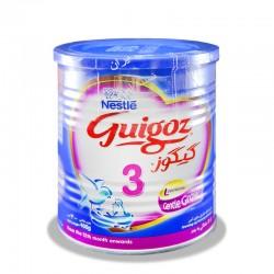 شیر خشک گیگوز ۳ نستله ۴۰۰ گرم