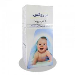 شامپو بچه ایروکس روزانه 200 گرم