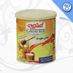 غذای کودک گندمین با شیر و عسل 400 گرم