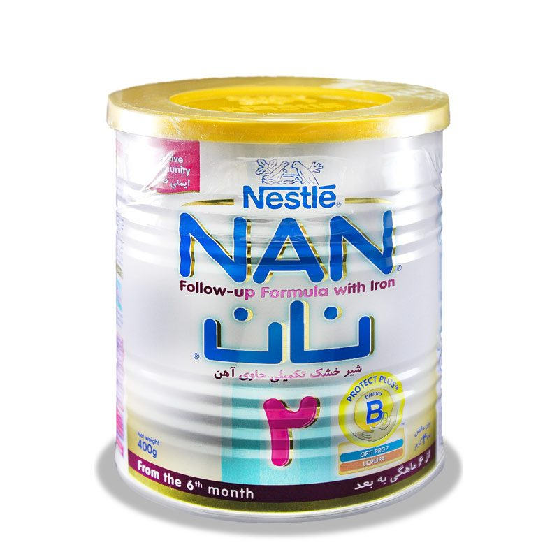 شیرخشک نان 2 نستله Nestle NAN 2 Infant Formula