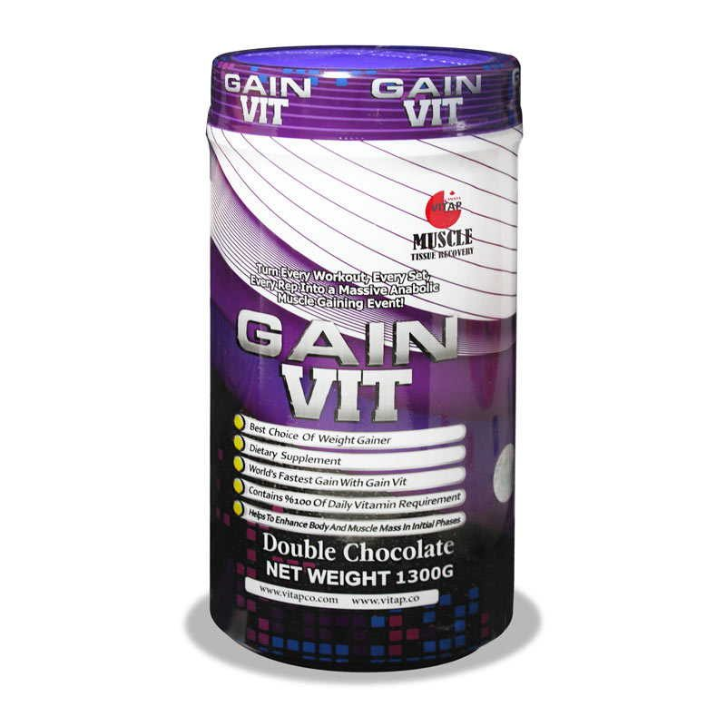 Vitap Double Chocolate Gain-Vit